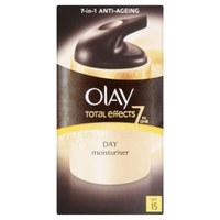 Crema de día hidratante de Olay Total Effects SPF15 (50ml)