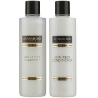 Jo Hansford Expert Colour Care Anti-Frizz Shampoo und Conditioner (250 ml)