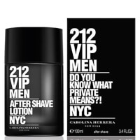 Carolina Herrera 212 VIP Men lotion après-rasage (100ml)