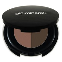 glo minerals Brow Powder Duo - Marrón
