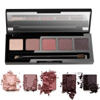 "High Definition Eyeshadow Palett i ""Vamp"""