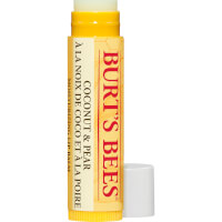 Burt's Bees 100% Natural Moisturising Lip Balm with Coconut and Pear