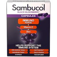 Sambucol Immuno Forte Capsules (30 kapslar)