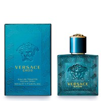 Versace Eros for Men Eau de Toilette de 50 ml