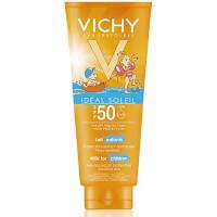 Body Milk da Vichy Ideal Soleilpara Crianças com FPS50 300 ml