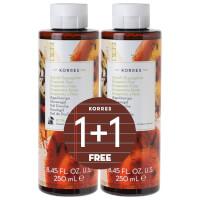 Korres Limited Edition 1 + 1 Bergamot Pear Shower Gel 250ml (Worth £16.00)