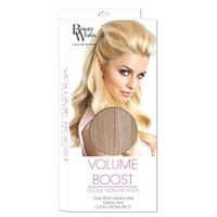 Extensiones de cabello Volume Boost de Beauty Works - Rubio champagne 613/18