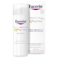 Eucerin® Sensitive Skin Q10 Active Anti-Wrinkle Day Cream SPF 15 (50ml)