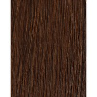 100% Remy Colour Swatch Hair Extension de Beauty Works - Hot Toffee 4