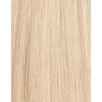 Échantillon d'extension de cheveux 100% Remy de Beauty Works - La Blonde 613/24