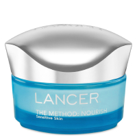 Lancer Skincare The Method Nourish  lotion hydratante nourrissante pour peau sensible (50ml)
