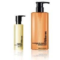 Shu Uemura Art of HairRensendeOlie Shampoo forTørhårbund(400 ml) og Balsam(250 ml)