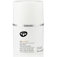 Exfoliante facial terciopelo Age Defy+ de Green People (30 ml)