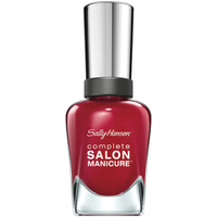 Esmalte de uñas Complete Salon Manicure Nail Colour - Red Handed de Sally Hansen 14,7 ml