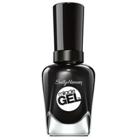 Esmalte de uñas Miracle Gel Nail Polish - Blacky O de Sally Hansen 14,7 ml