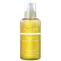 MONUspa Relaxant 100ml Bali Body Oil