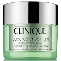 Clinique Superdefense Night Recovery Moisturizer 50 ml (Hudtyper 1/2)