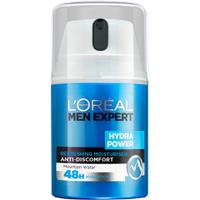 HumectanteHydra Power Refreshing Moisturiser de L'Oréal Paris Men Expert (50 ml)