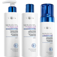 Kit de tratamiento para cabello sensibilizado Serioxyl Kit 3 for Sensitised Hair de L'Oreal Professionel 625 ml