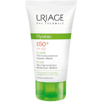 Uriage Hyséac High Protection Emulsion for Combination to Oily Skin SPF50+ (50ml)