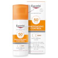 Eucerin® Sun Protection Face Sun Crème Tinted SPF 50+ 50ml