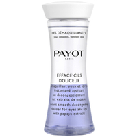 PAYOT Instant Smooth Decongesting Eyes and Lips Cleanser 125 ml