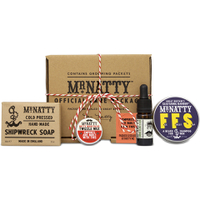 Coffret de Soins Rebels Hirsutes Mr Natty