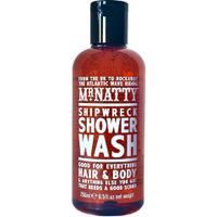 Gel Douche Shipwreck Mr Natty 250 ml
