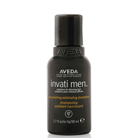 Shampoo Esfoliante Invati Men di Aveda (50ml)