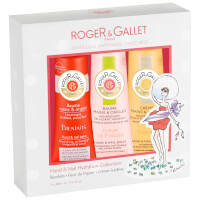 Collection hydratation mains et ongles Roger&Gallet 3 x 30 ml
