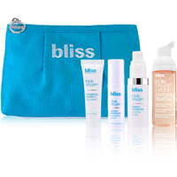 BLISS TRIPLE OXYGEN READY, SET, GLOW SET