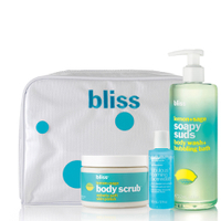 bliss Zest'-Selling Summer-Set (im Wert von £ 53,50)