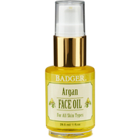 Aceite facial de argán de Badger (29,5 ml)