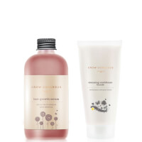 Grow Gorgeous Hair Density Serum and Cleansing Conditioner Blonde Prismatic
