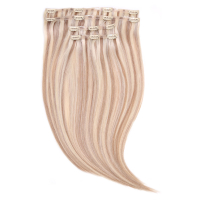 "Beauty Works Jen Atkin Invisi-Clip-In Hair Extensions 18"" - Champagne Blonde 613/18"
