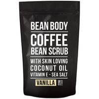 Bean Body Coffee Bean Scrub 220g - Vanille