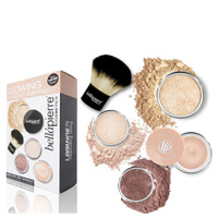 Bellapierre Cosmetics Glowing Complexion Essentials-Kit - Messe