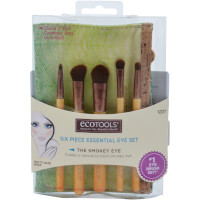 EcoTools 6 Piece Eye Brush Set