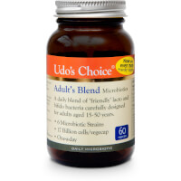 Udo's Choice Adult's Blend Microbiotics - 60 Vegecaps