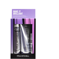 Paul Mitchell Make It Brilliant Gift Set (Worth £39.45)