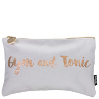 nails inc. Gym and Tonic Cosmetic Bag
