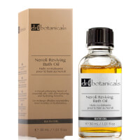 Dr Botanicals Neroli Reviving Bath Oil 30ml