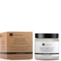 Dr Botanicals Japanese Orange Revive & Invigorate Shea Butter Cream 100ml