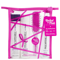 Paul Mitchell United in Pink 2016 Blow Out Cancer Kit (Worth £49.65)