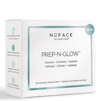 NuFACE Prep-N-Glow Cloths (NuFACE プレップングロウ クロス)