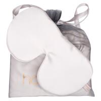 Holistic Silk Anti-Ageing Eye Mask Pillow Case Gift Set - White