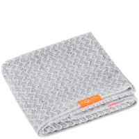 Aquis Hair Towel Lisse Luxe Chevron