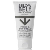 Below the Belt Fresh & Dry Balls 75ml - Fragrance Free