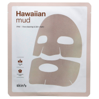 Skin79 Hawaiian Mud Sheet Mask 18g- Pink