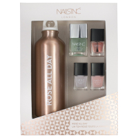 nails inc. Rose All Day Gift Set